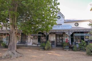 Südafrika South Africa Weinregion Winelands Stellenbosch Oom samie se Winkel Krimskramsladen