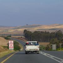 Südafrika South Africa Kap Autofahren Straße