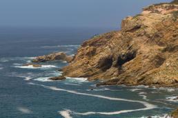 Südafrika South Africa Kap Mossel Bay St Blaize Lighthouse Leuchtturm Küste Meer