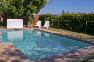 Südafrika South Africa Weinregion Winelands Stellenbosch Hoopenburg Guesthouse Pool