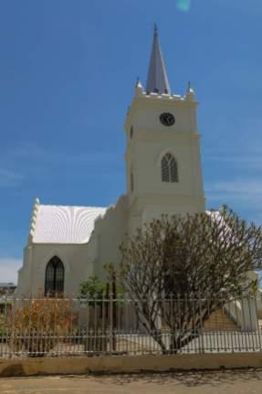 Südafrika South Africa Große Karoo Prince Albert Kirche