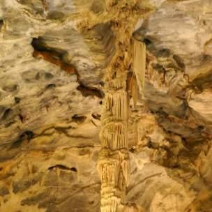 Südafrika South Africa Kleine Karoo Oudtshoorn Cango Caves Tropfsteinhöhle Höhle Säule