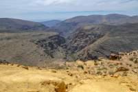 Südafrika South Africa Kleine Karoo Oudtshoorn Swartberge Swartberg Pass Berge Schlucht Canyon