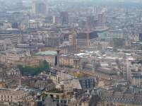 Großbritannien England UK London London Eye Riesenrad Trafalgar Square West End Ausblick