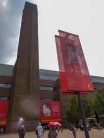 Großbritannien England UK London Southbank Südliches Ufer Tate Modern Museum moderne Kunst