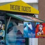 Großbritannien UK England London West End Theatreland Musicals Ticketshop