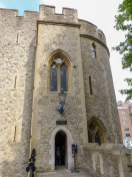 Großbritannien England UK London Tower of London Burg Mauer Salt Tower