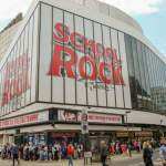 Großbritannien UK England London West End Theatreland Musicals Gillian Lynne Theatre School of Rock