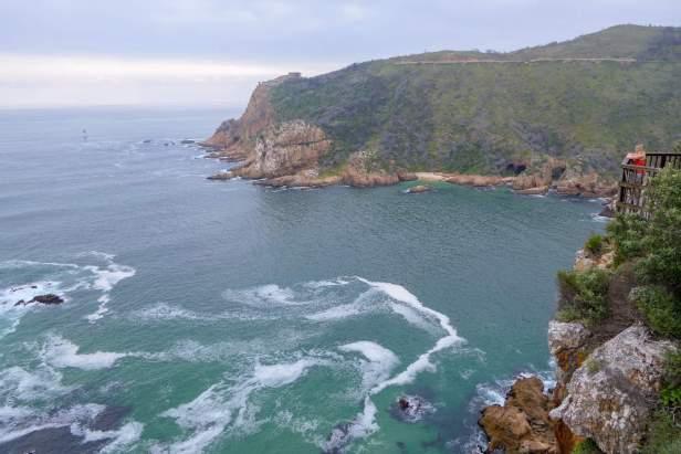 Afrika Südafrika South Africa Garden Route Knysna Eastern Heads Ausblick Meer Heads