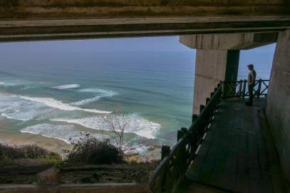 Afrika Südafrika South Africa Garden Route Wilderness Dolphin Lookout Strand Meer