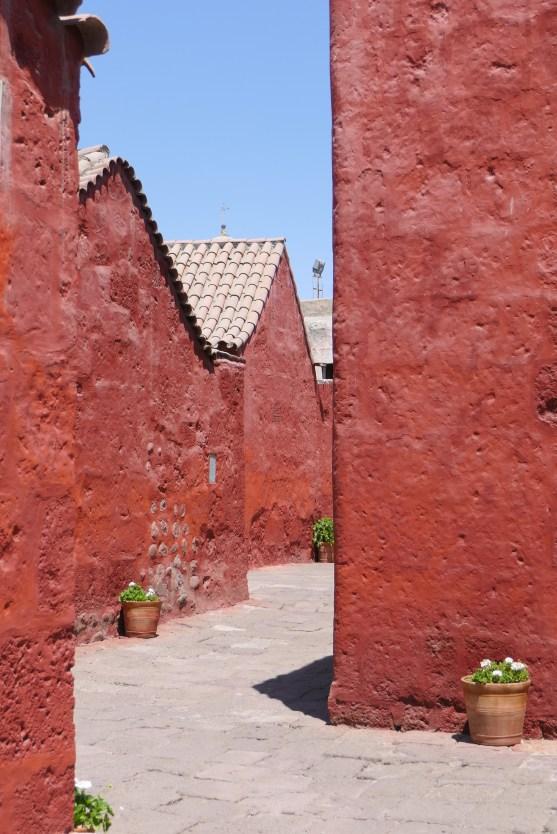 Südamerika Lateinamerika Peru Arequipa KLoster Santa Catalina