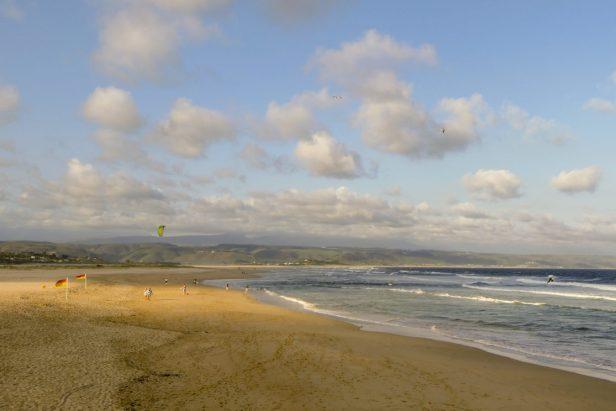 Südafrika South Africa Kap Garden Route Plettenberg Bay Lookout Beach Strand Meer