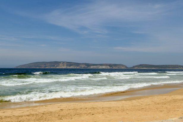 Südafrika South Africa Garden Route Kap Plettenberg Bay Robberg Nature Reserve Naturreservat Strand