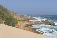 Südafrika South Africa Garden Route Kap Plettenberg Bay Robberg Nature Reserve Naturreservat Halbinsel Wanderung Whitsand Düne
