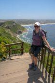 Südafrika South Africa Garden Route Kap Plettenberg Bay Robberg Nature Reserve Naturreservat Halbinsel Wanderung Meer
