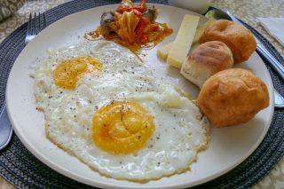 Südafrika South Africa Garden Route Ostkap Addo African Home Frühstück