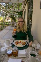 Südafrika South Africa Garden Route Ostkap Addo Elephant Nationalpark Addo African Home Frühstück