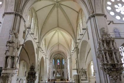 Deutschland Münster Westfalen Altstadt St Paulus Dom