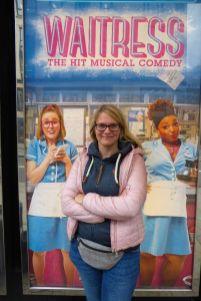 Musical London West End Adelphi Theatre Waitress
