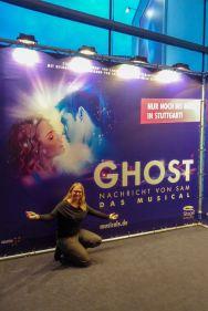 Musical Ghost Nachricht von Sam Stage Palladium Theater Stuttgart