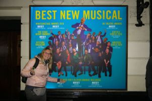 Musical London West End Lyric Theatre Everybody's talking about Jamie