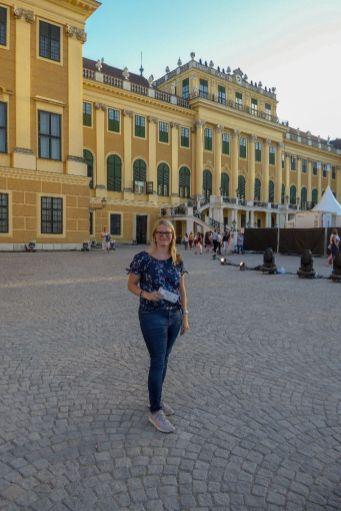 Musicals Elisabeth Wien Open Air Schloss Schönbrunn Ehrenhof