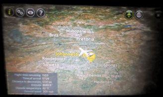 Südafrika South Africa Johannesburg Flughafen Heimreise
