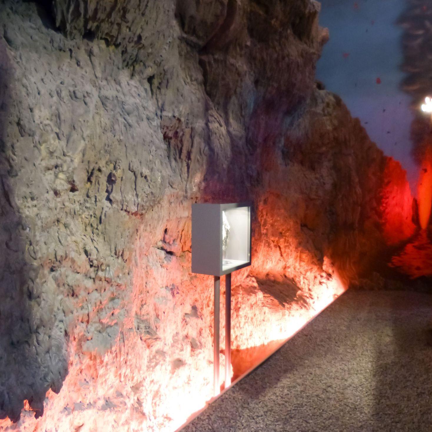Vulkanhaus Strohn Vulkaneifel Deutschland Museum Geologie Vulkan Lava