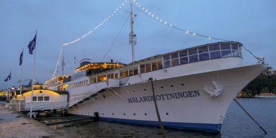 Stockholm Schweden Städtereise Städtetrip Mälardrottningen Hotel Schiff Yacht Riddarholmen