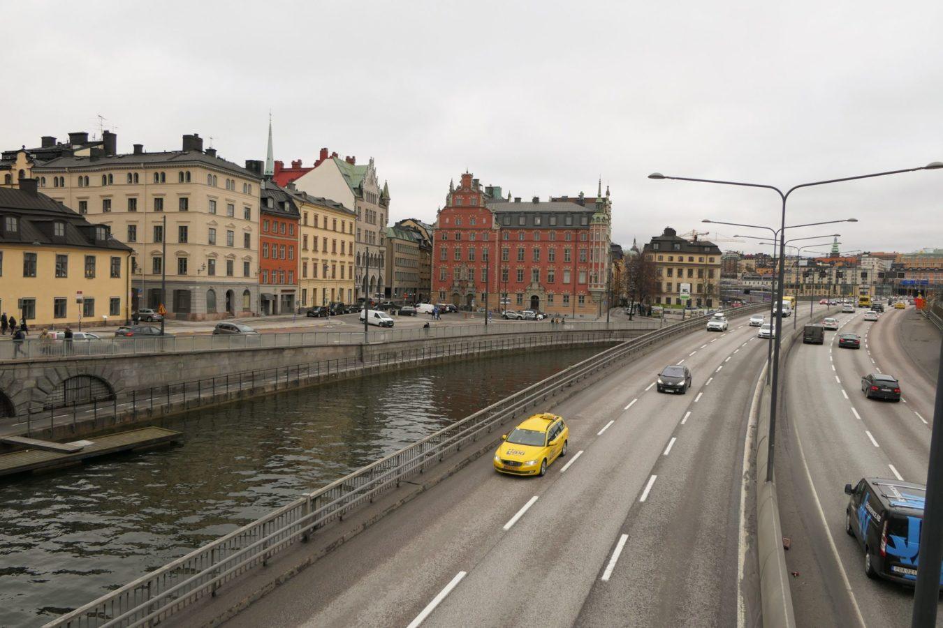 Stockholm Schweden Gamla Stan Riddarholmen Stadsholmen