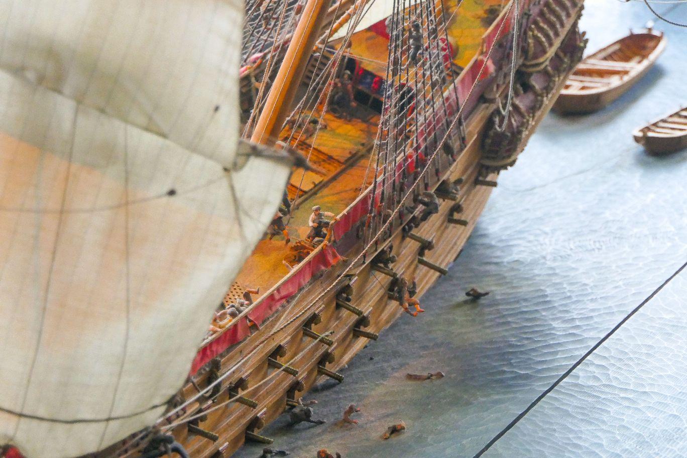 Stockholm Schweden Djurgarden Vasa Museum Schiff Kriegsschiff historisch Untergang