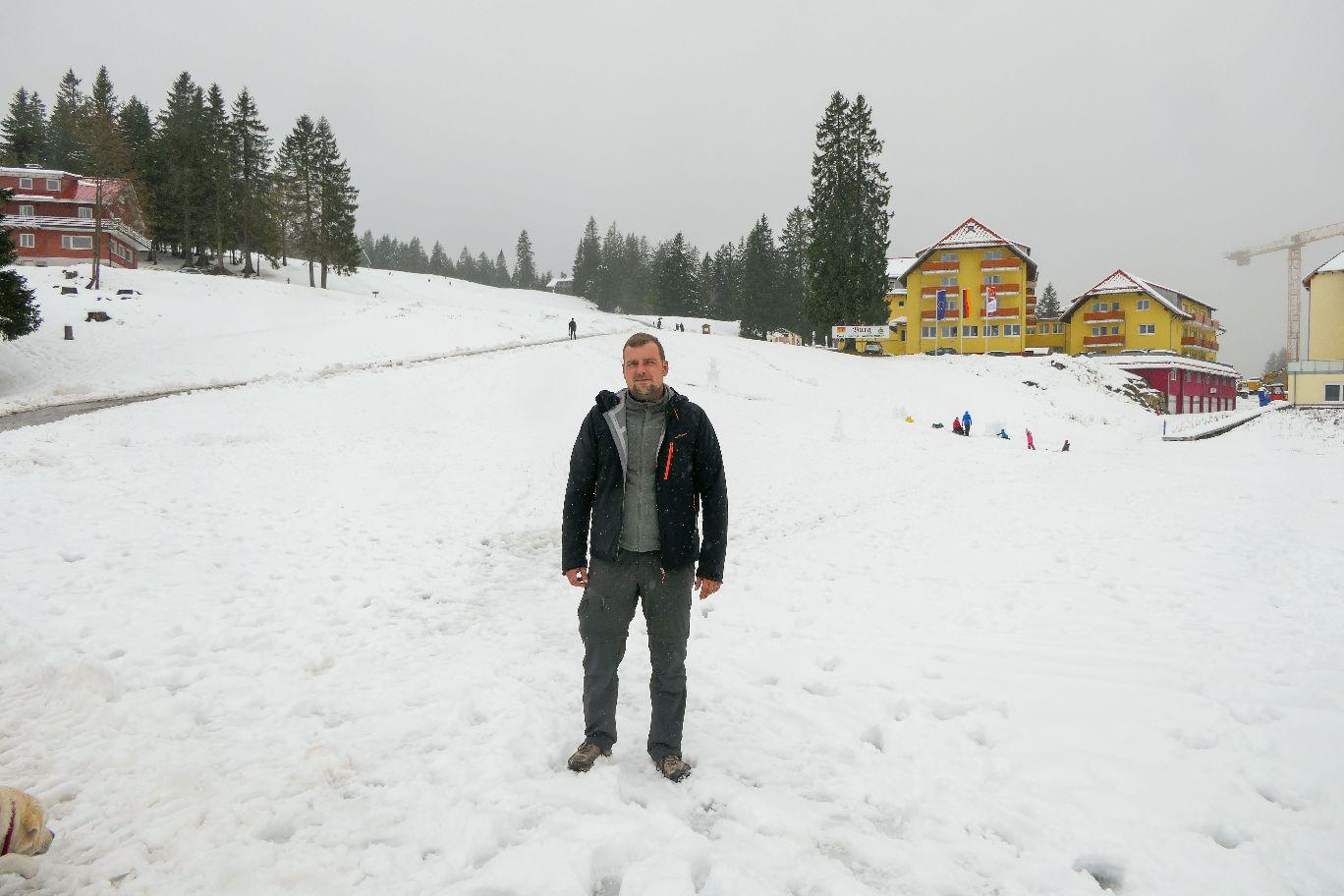 Deutschland Schwarzwald Hochschwarzwald Feldberg Schnee