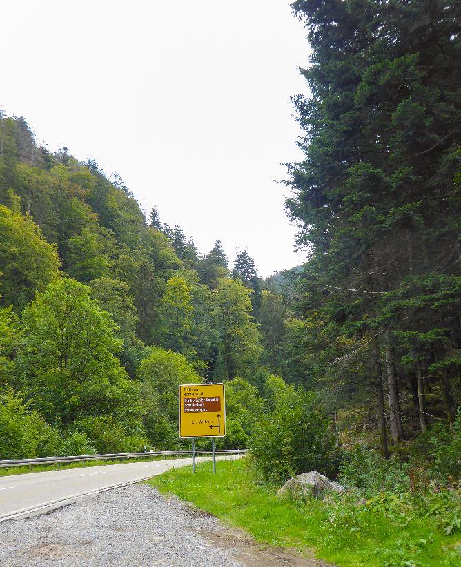 Deutschland Schwarzwald Anreise Oberried