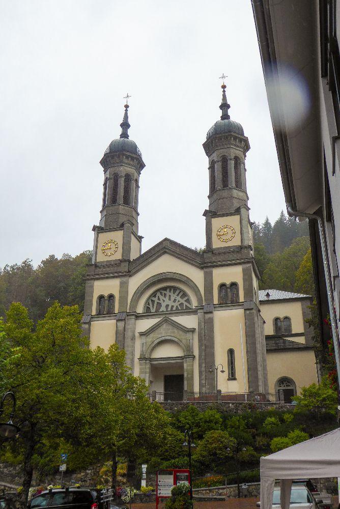 Deutschland Schwarzwald Hochschwarzwald Todtnau Kirche