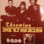 Throwing Muses - Vooruit, Gent (19/02/1996)