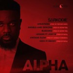 Sarkodie's alpha tape track list