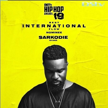 How Sarkodie made it to the recent BETs, how could he see the future?