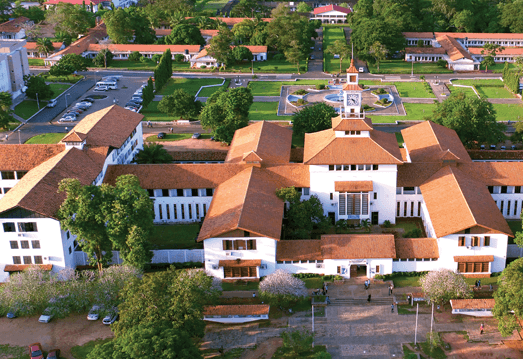 University of Ghana opens applications for 2020/2021 admissions.
