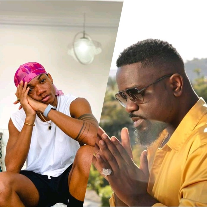 Kidi apologizes for hating on Sarkodie after massive blasts on twitter, Nana Aba reacts