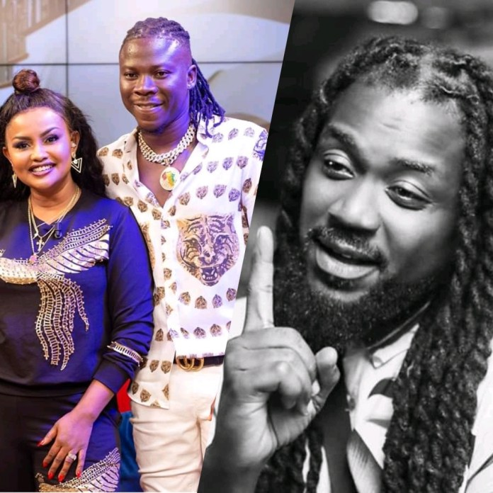 Stonebwoy eulogizes Samini, his musical godfather