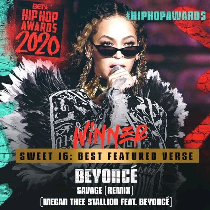 Full list of BET Hip-Hop Awards 2020 winners