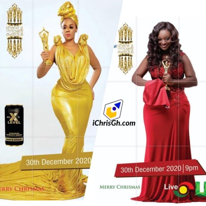 Full list of Ghana Movie Awards 2020 winners