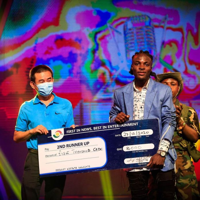 Kweku Bany wins TV3 Mentor 2020