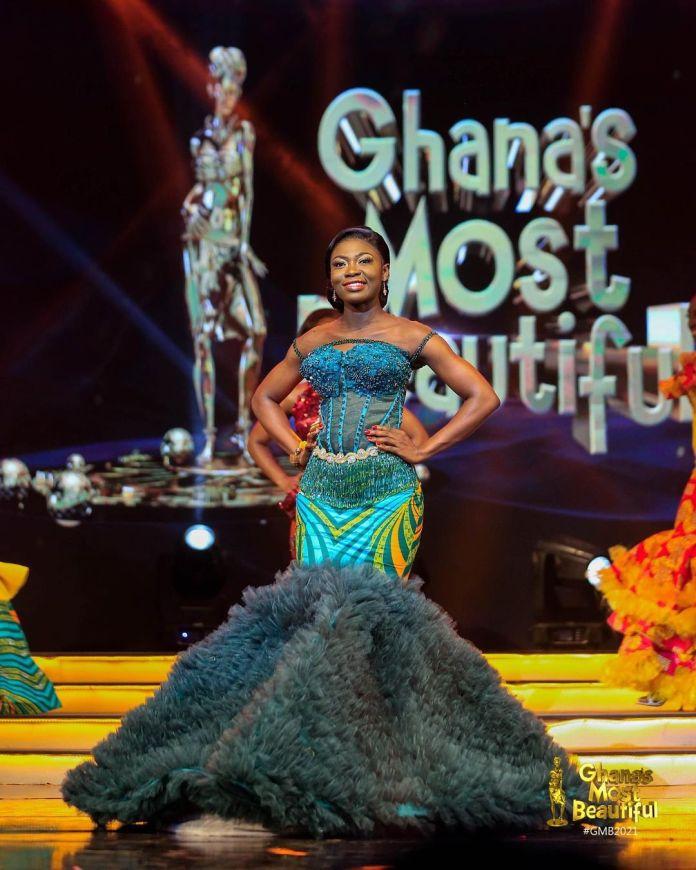 Sarfoa crowned Ghana's Most Beautiful 2021 queen