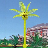 LED palm tree manufacturer in China | iChristmasLight