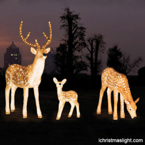 LED Animal Sculptues