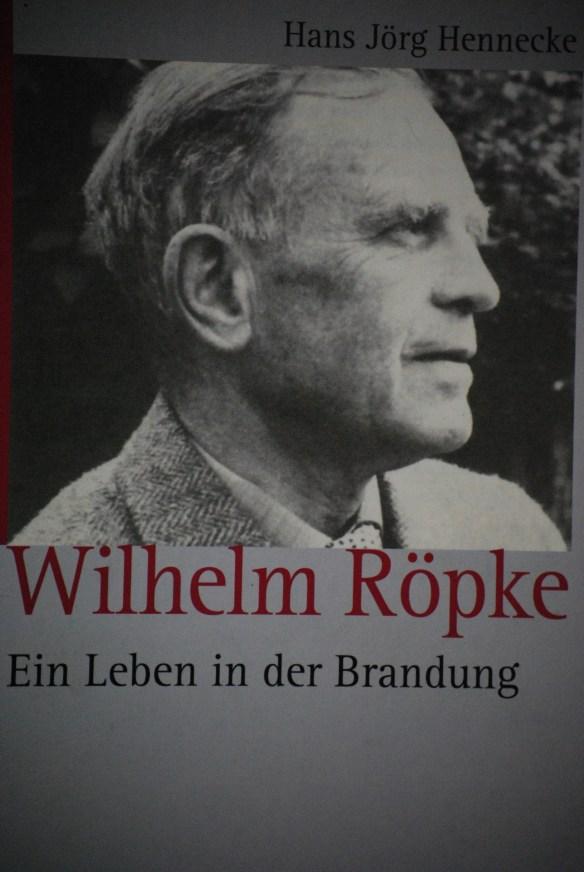Exzellentes Buch über Röpke
