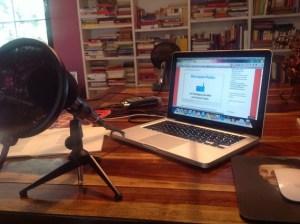 Mobiles Studio von Wortspiel-Radio