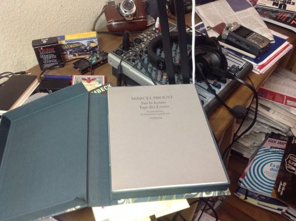 Tage des Lesens, Jahres des Schreibens