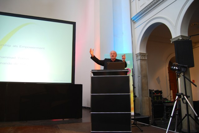 Faltin-Vortrag In Köln